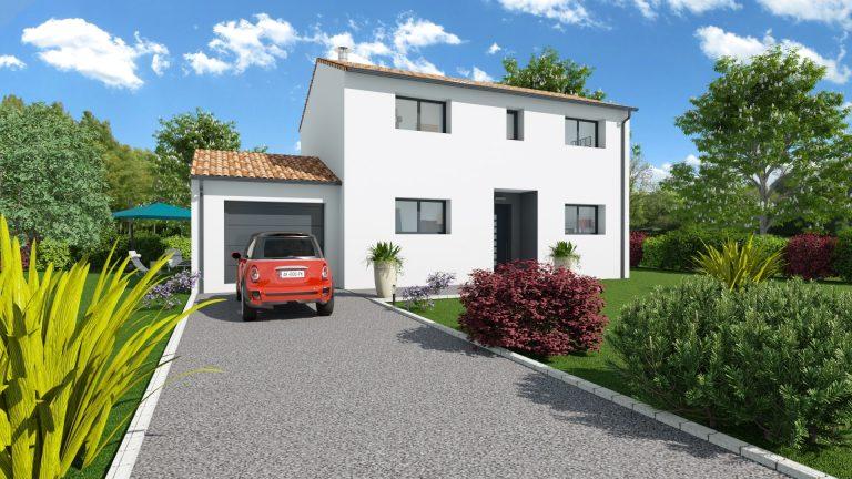 Maison traditionnelle 120 m² - 167 000 €
