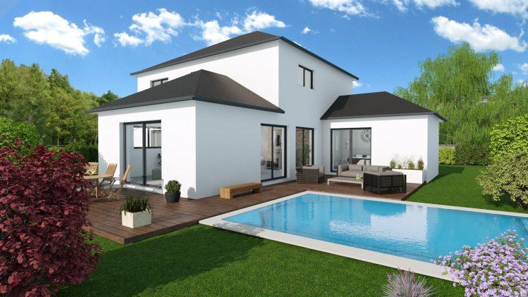 Plan De Maison A 4 Chambres Selection De 0