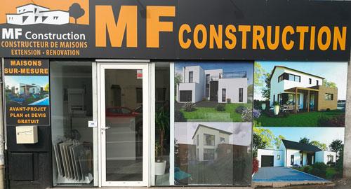 constructeur maisons loire atlantique - bureaux MF Construction