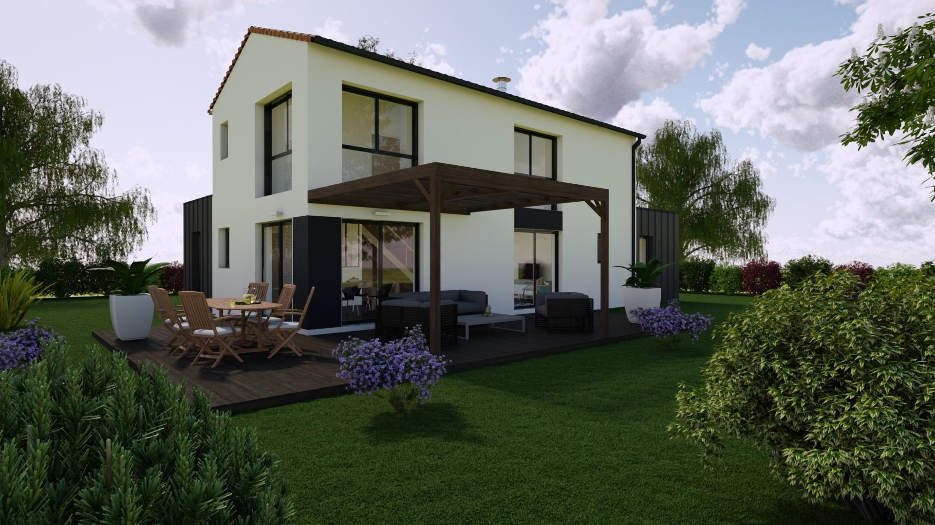 Maison d'exception 123 m² -  167 000€