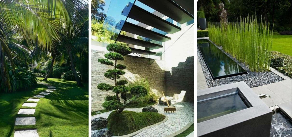 Jardin Maison Moderne_MF-Construction