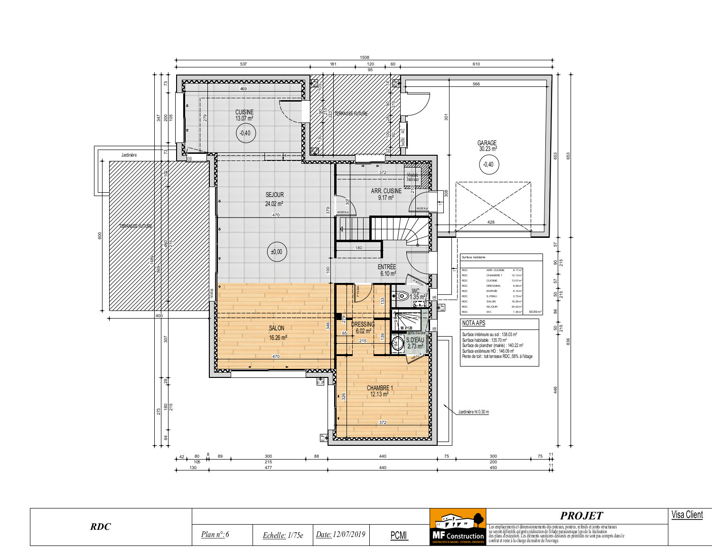 Plan Maison 160m2 Etage | Ventana Blog