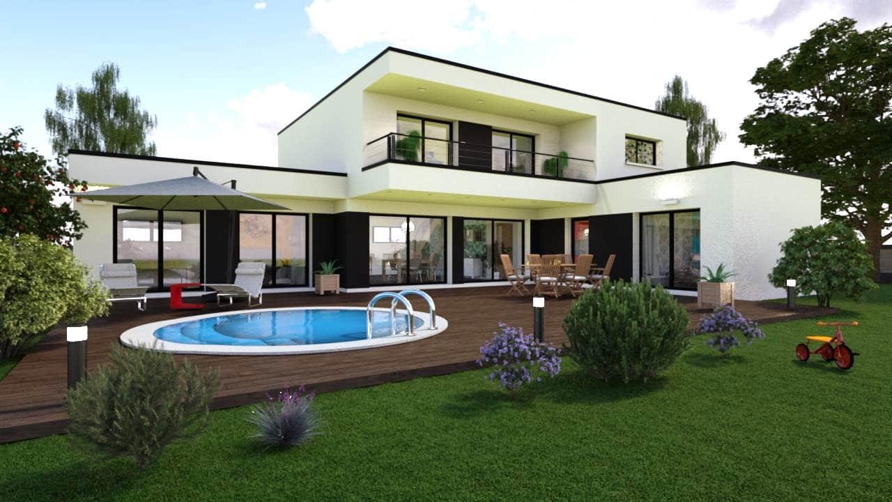 Maison d'exception 211,5 m² - 370 000€